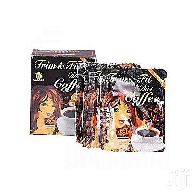 Archive: Trim and Fit Weight Loss Coffee