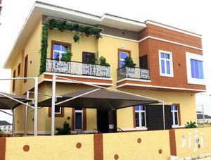 Newly Built 4 Bedroom Semi Detached Duplex, for Sale at Chervron   Houses & Apartments For Sale for sale in Lagos State, Lekki