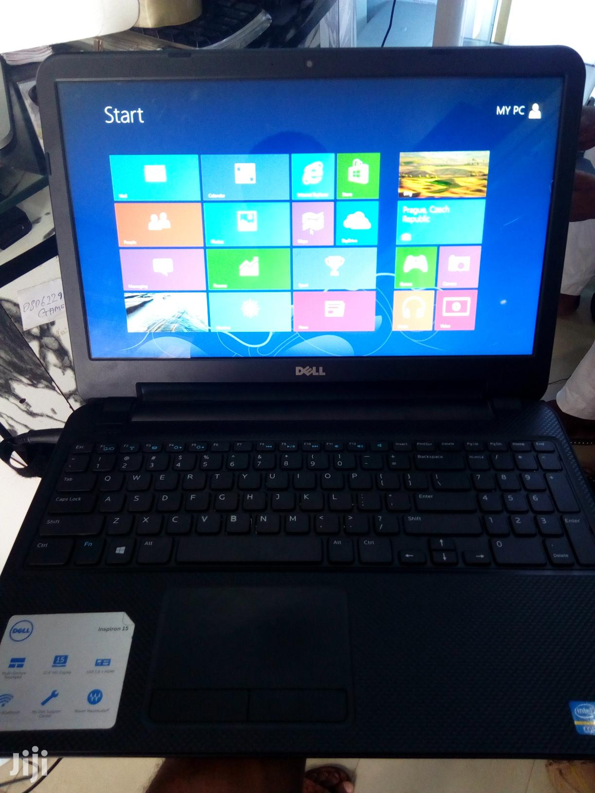 Uk Used Dell Inspiron 15 320gb Core I3 4gb Ram In Asokoro Laptops Computers Mike Merchandise Ict Jiji Ng For Sale In Asokoro Mike Merchandise Ict On Jiji Ng