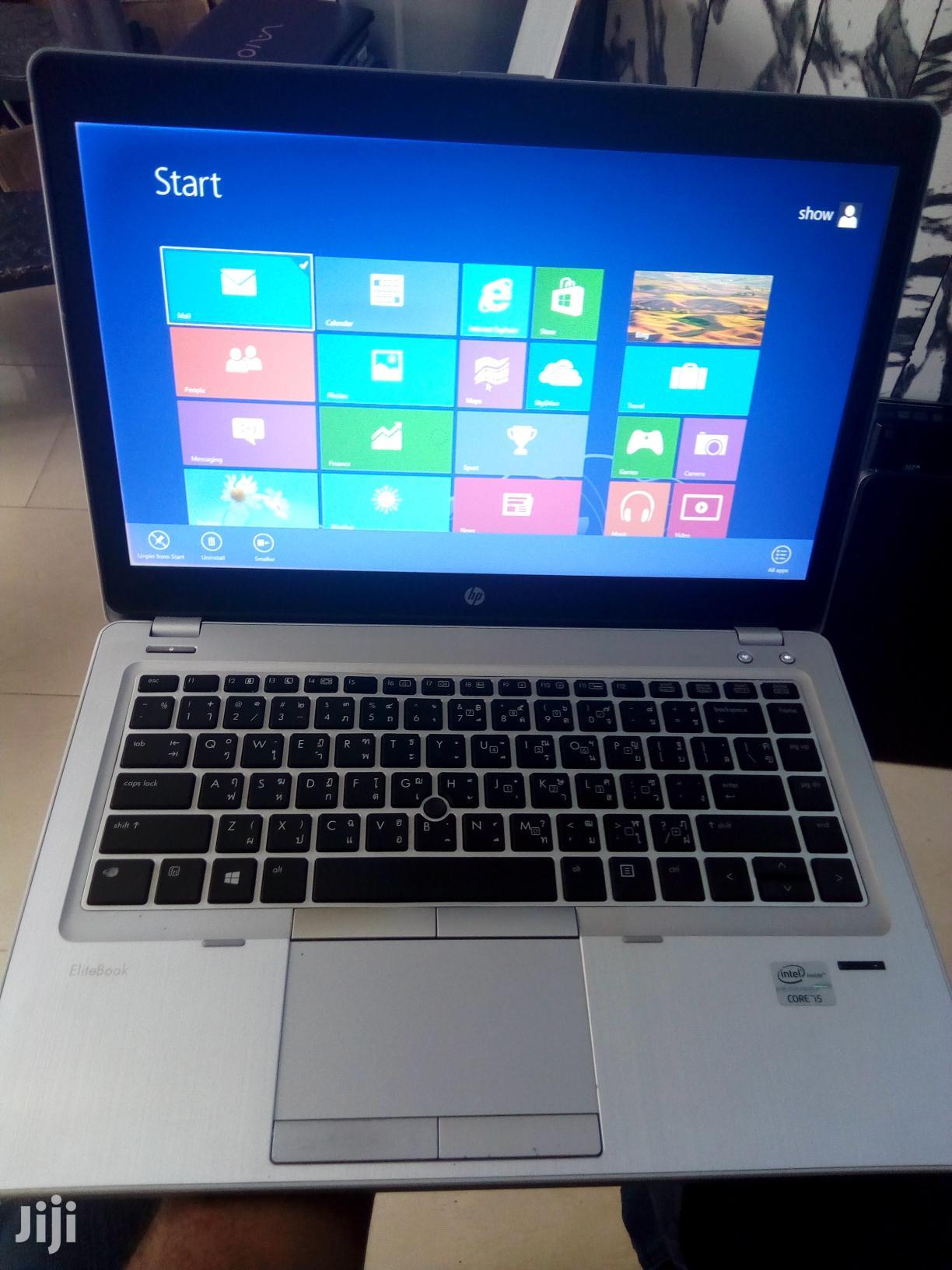 Laptop HP EliteBook Folio 9470M 4GB Intel Core I5 HDD 500GB | Laptops & Computers for sale in Dakibiyu, Abuja (FCT) State, Nigeria