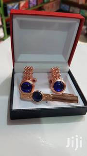 Cufflinks Gold And Silver | Clothing Accessories for sale in Lagos State, Lagos Island