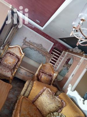 Imported Executive Relaxing Royal Bed With Wardrobe   Furniture for sale in Lagos State, Ojo
