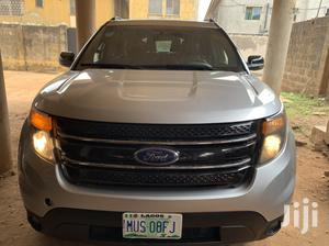 Ford Explorer 2013 Silver | Cars for sale in Lagos State, Ikeja