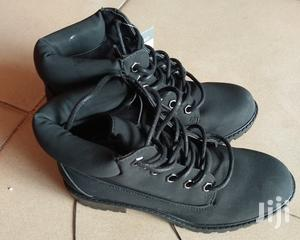 Black Timberland Boots for Boys | Children's Shoes for sale in Lagos State, Lagos Island (Eko)