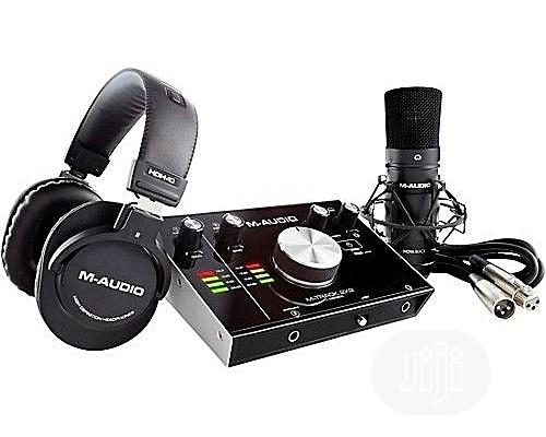 M-audio M-track 2x2 Vocal Studio Pro