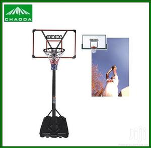 Standard Weather Resistant Basketball Post   Sports Equipment for sale in Rivers State, Port-Harcourt