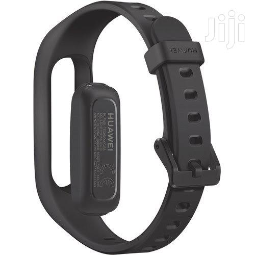 Huawei Band 3e Smart Fitness Activity Tracker Dual Wrist&Footwear Mode | Smart Watches & Trackers for sale in Ikeja, Lagos State, Nigeria
