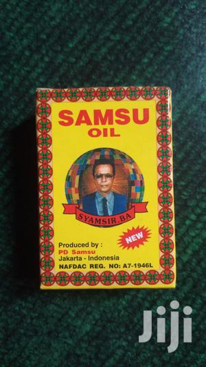Original Samsu Oil   Sexual Wellness for sale in Lagos State, Egbe Idimu