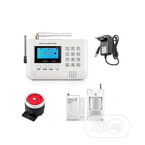 Auto Dial Burglary Alarm Security System