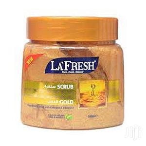 La Fresh Gold Scrub | Skin Care for sale in Lagos State, Surulere