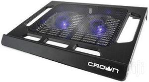 Crown Laptop Cooling Pad - CMLS-940 | Computer Accessories  for sale in Lagos State, Ikeja