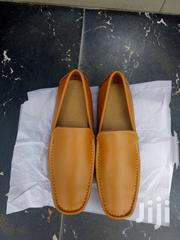 Polo Brown Leather Shoe For Men | Shoes for sale in Rivers State, Port-Harcourt