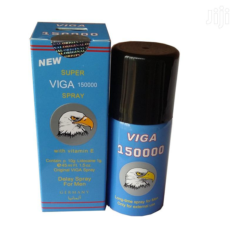Archive: Viga 150000 Potent and Powerful Super Delay Spray