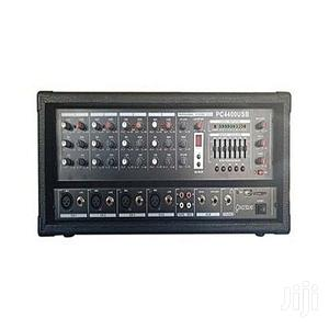 Real Sound Mixer Amplifier With USB And SD Card - 4 Channels