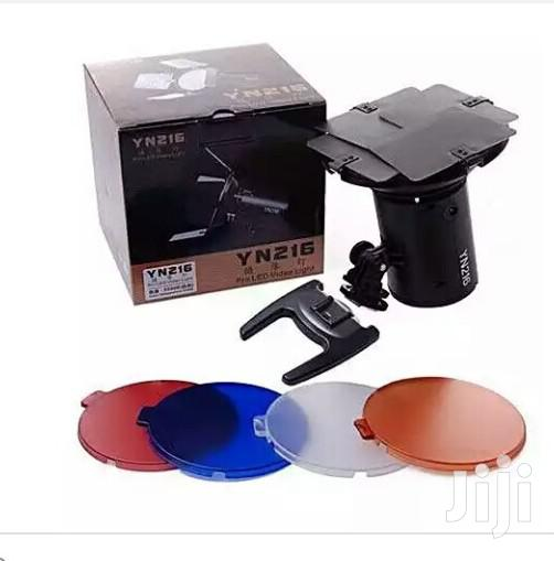 Yongnuo YN216 LED Video Camera Light | Accessories & Supplies for Electronics for sale in Lagos Island (Eko), Lagos State, Nigeria
