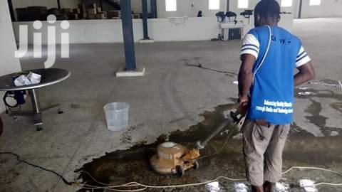 Archive: Industrial Cleaning And Fumigation Services