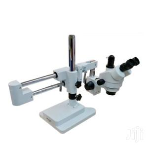 Yaxun Boom Stand Trinocular Microscope | Medical Supplies & Equipment for sale in Lagos State, Ikeja