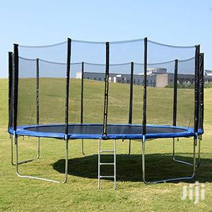 Brand New 14ft Trampoline   Sports Equipment for sale in Rivers State, Port-Harcourt