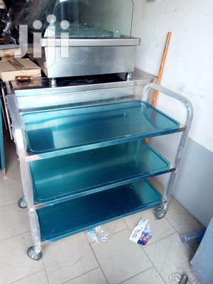 3 Steps New Trolley | Store Equipment for sale in Lagos State, Surulere