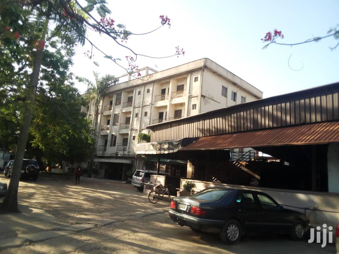 Clean 60 Rooms Hotel for Sale at Apapa.