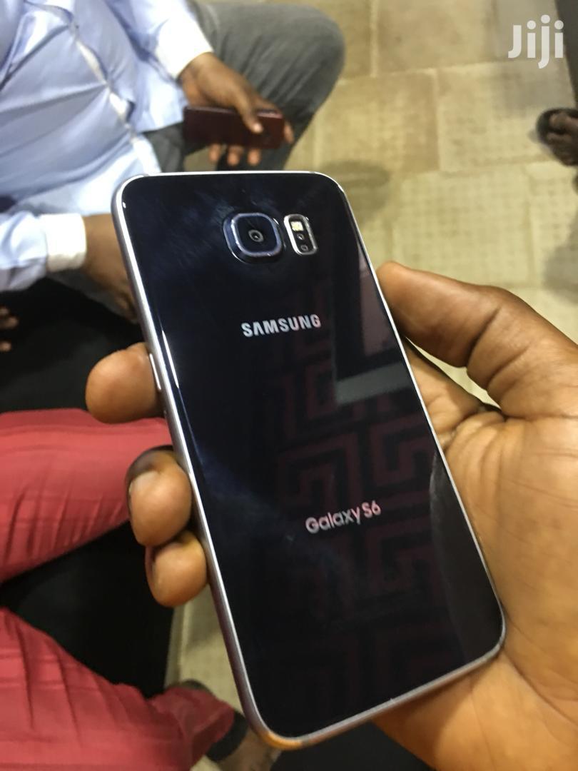 Samsung Galaxy S6 32 GB Blue | Mobile Phones for sale in Benin City, Edo State, Nigeria