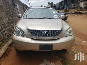 Lexus RX 2005 330 Gold | Cars for sale in Lagos State, Ikeja