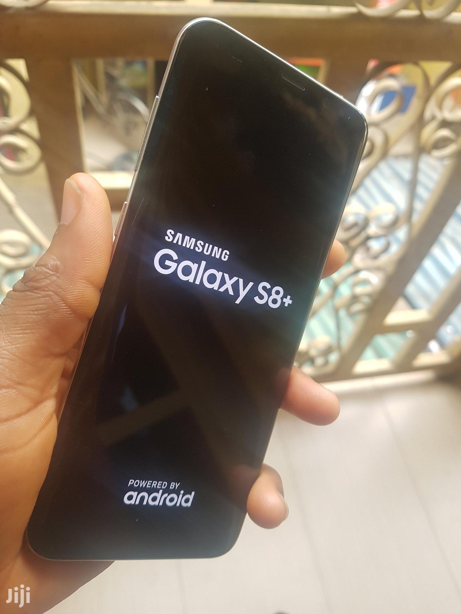 Samsung Galaxy S8 Plus 128 GB Black | Mobile Phones for sale in Benin City, Edo State, Nigeria