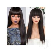 Human Long Hair Wig- Fringe   Hair Beauty for sale in Lagos State, Surulere