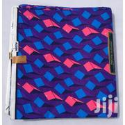 6 Yards Vlisco Holland - Blue | Clothing for sale in Lagos State