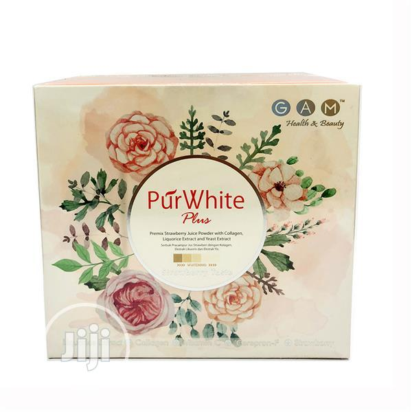Purwhite PLUS UV Bright Drink