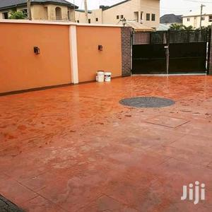 Concrete Stamp Floor | Cleaning Services for sale in Lagos State