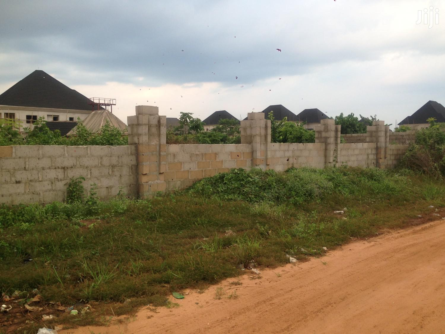 """Archive: 4 Plots of Land for Sale in Housing Area """"UA"""" New Owerri"""