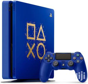 Playstation 4 Slim 1TB Limited Edition Console | Video Game Consoles for sale in Lagos State, Ikeja