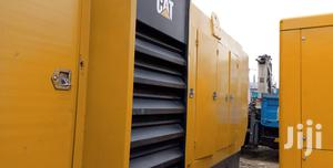 1100kva Caterpillar Mantrac Desiel Generator for Sale   Electrical Equipment for sale in Lagos State, Isolo