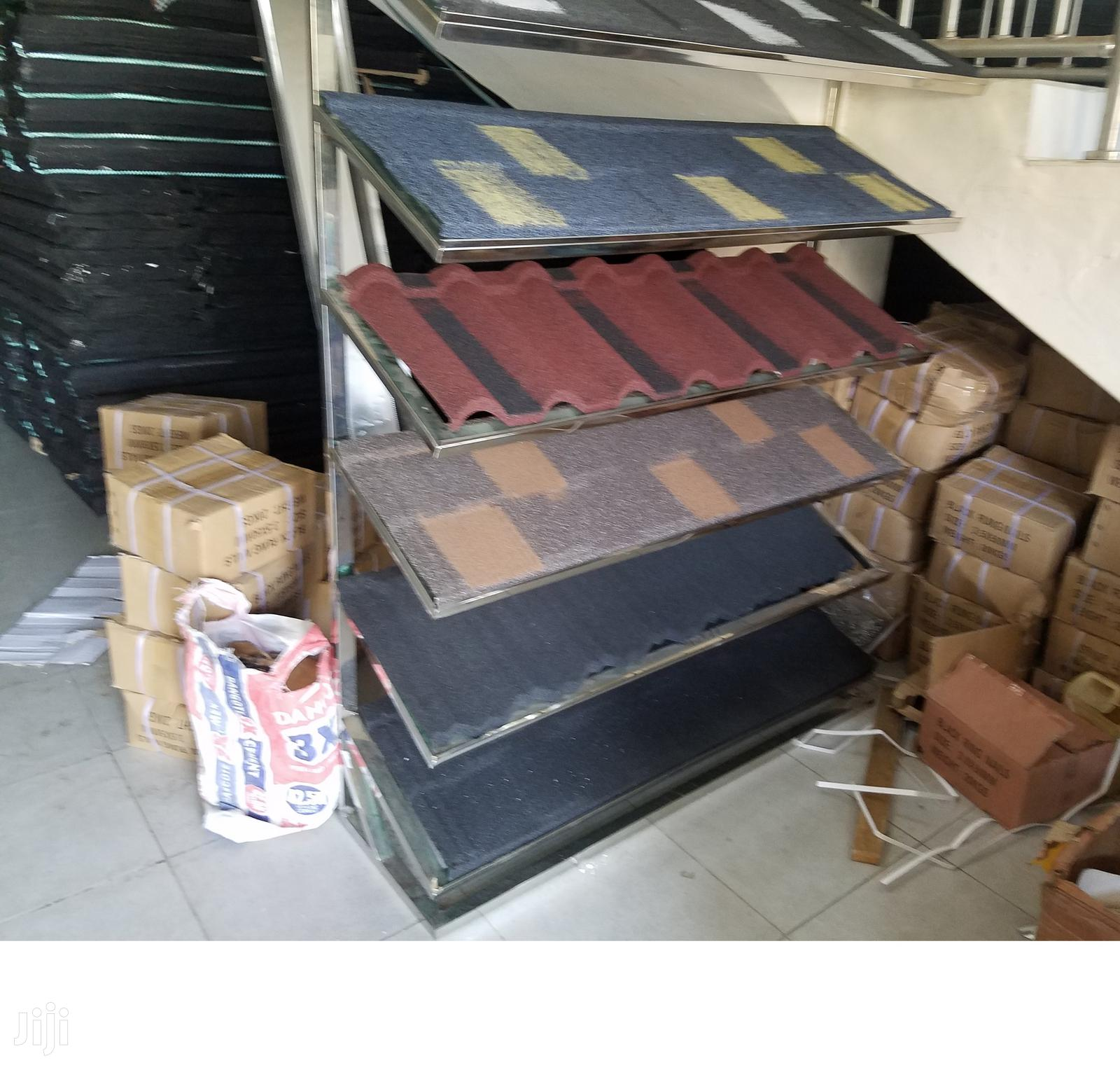 Quality Stone Coated Roofing Sheet At Docherich Nig