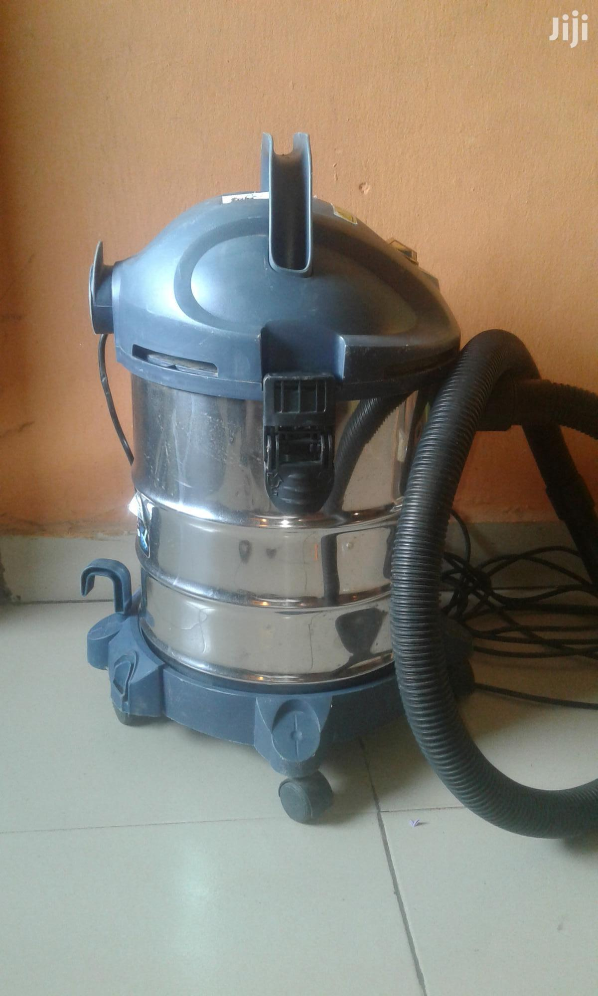 Archive: Industrial Wet And Dry Vacuum Cleaner