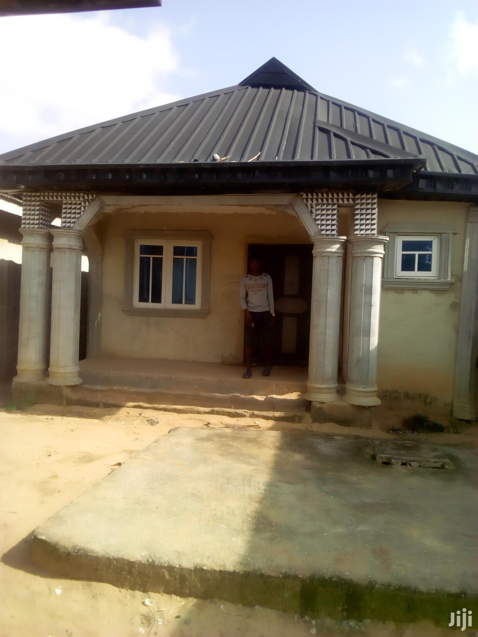 Clean 3 Bedroom Flat With Mini Flat At Badagry For Sale.