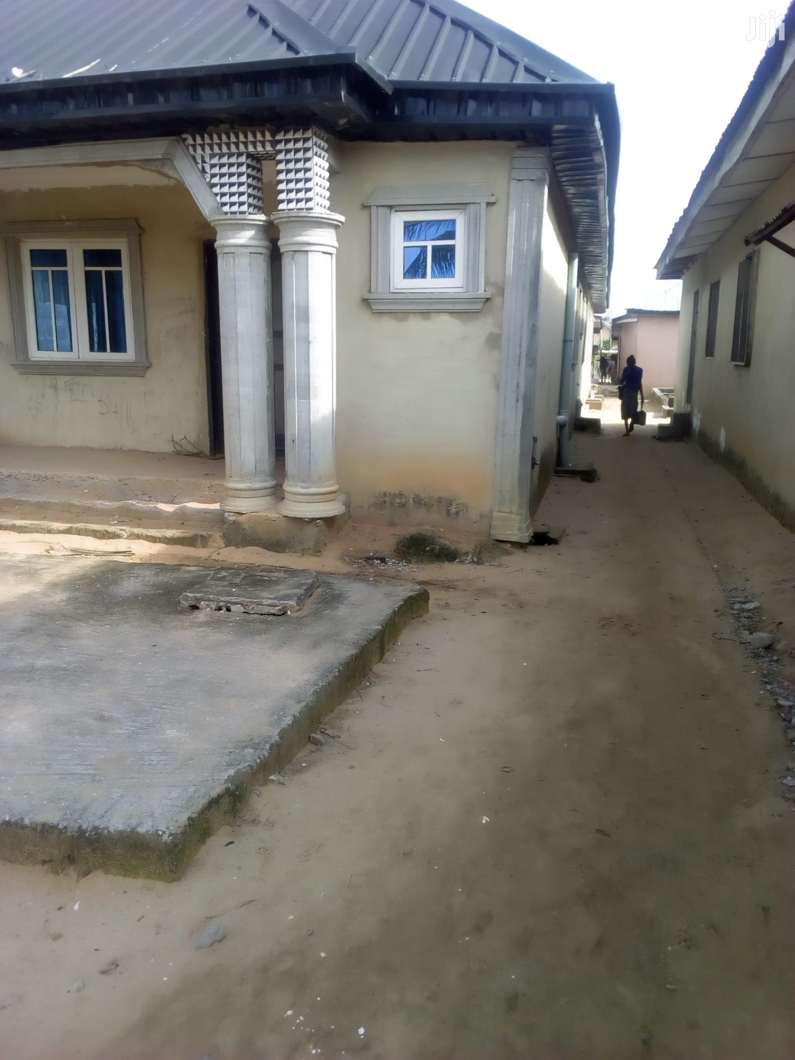 Clean 3 Bedroom Flat With Mini Flat At Badagry For Sale. | Houses & Apartments For Sale for sale in Badagry, Lagos State, Nigeria
