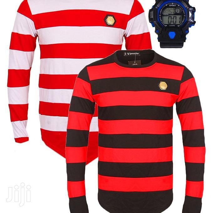 High Grade Long Sleeve T-Shirt