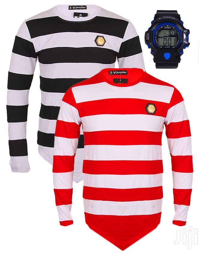 High Grade Long Sleeve T-Shirt | Clothing for sale in Asokoro, Abuja (FCT) State, Nigeria