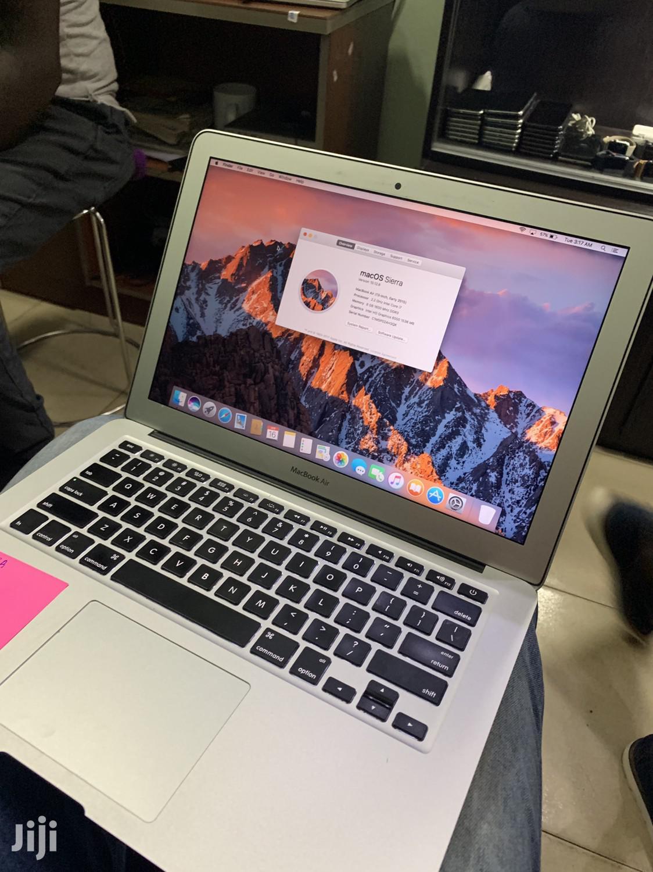 Laptop Apple MacBook Air 2015 8GB Intel Core I7 SSD 128GB | Laptops & Computers for sale in Lekki, Lagos State, Nigeria