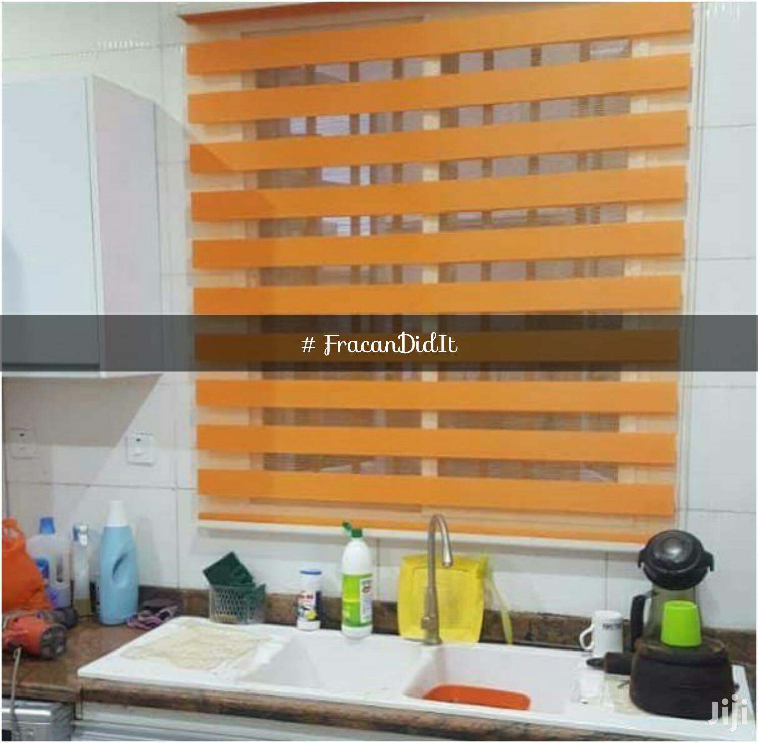Night N Day Window Blinds. Free Installation | Building & Trades Services for sale in Central Business Dis, Abuja (FCT) State, Nigeria