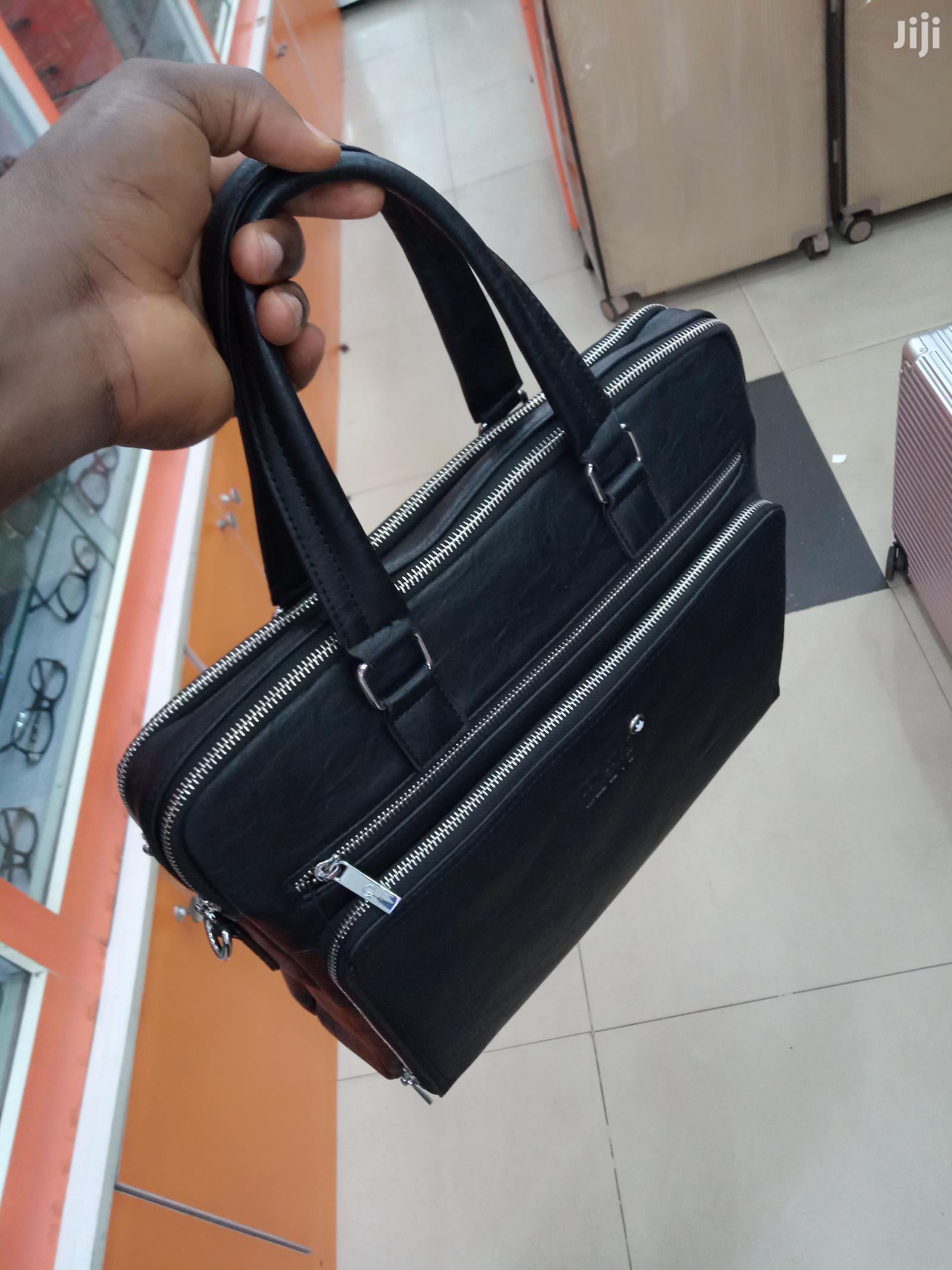 Quality Pure Leather Labtop Bag And School Bag Available | Babies & Kids Accessories for sale in Surulere, Lagos State, Nigeria