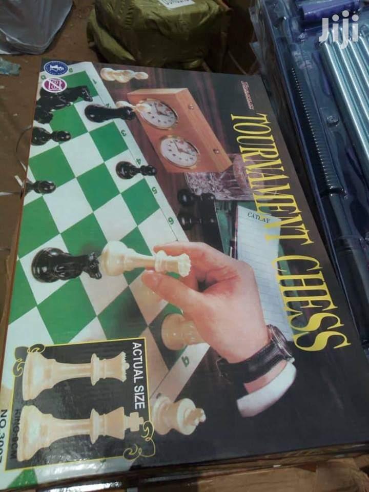Tournament Chess Board