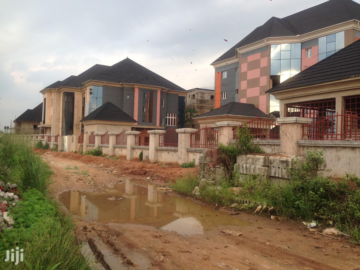 Archive: 4 Plots of Land Fenced for Sale at Institutional Layout New Owerri.