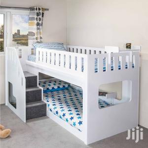 Kids Bunk Bed Frame In Ikeja Children S Furniture Ajk Furnitures Jiji Ng