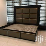 Executive 6by6 Padded Bed Frame | Furniture for sale in Lagos State, Gbagada