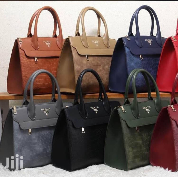 Original Prada Ladies Handbag