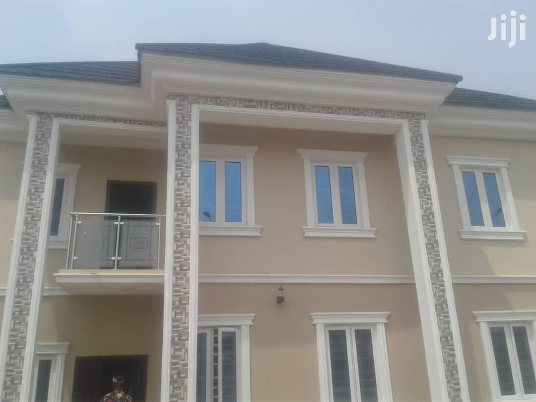 Clean 4 Flats For Sale At Mercy  Land   Houses & Apartments For Sale for sale in Alimosho, Lagos State, Nigeria