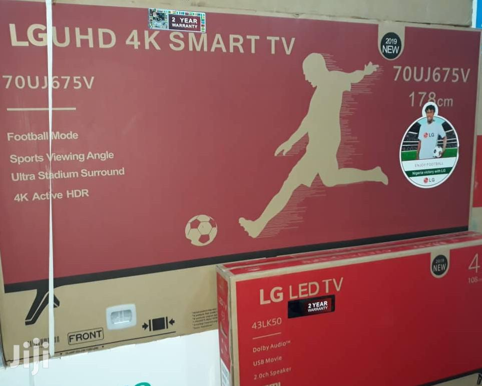 New LG Smart Led Television 70-inch